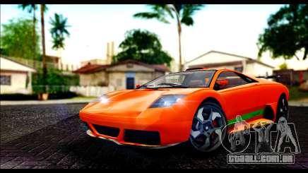 GTA 5 Pegassi Infernus [HQLM] para GTA San Andreas