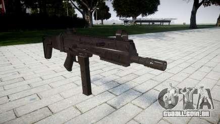 Arma SMT40 para GTA 4