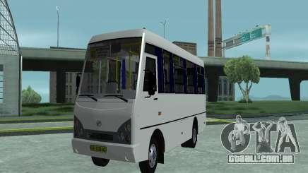 I-Van A07A para GTA San Andreas