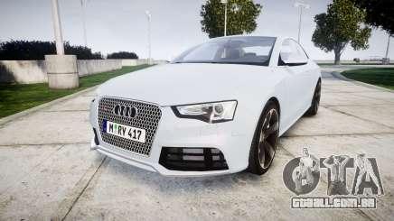Audi RS5 2012 v2.0 para GTA 4