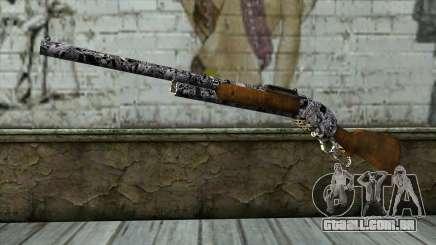 Novo Rifle para GTA San Andreas