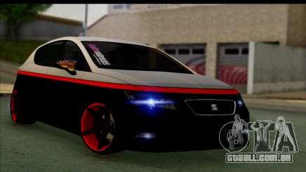 Seat Leon Hellandreas 2013 para GTA San Andreas