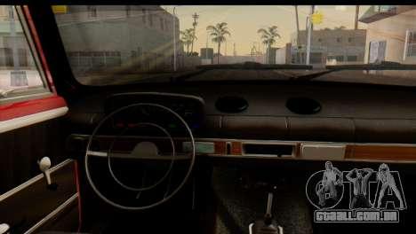 VAZ 2101 Zhiguli para GTA San Andreas vista direita