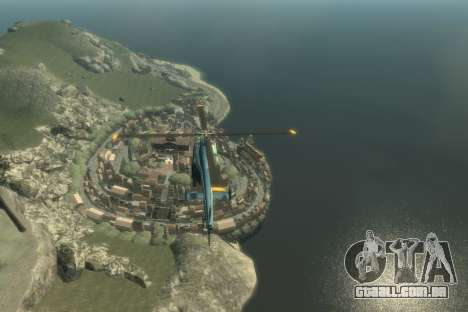 A Riviera Francesa para GTA 4