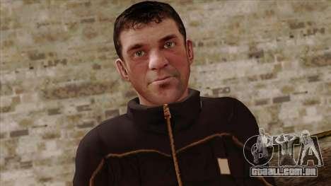 GTA 4 Skin 87 para GTA San Andreas terceira tela