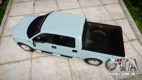 Ford Lobo 2012 para GTA 4 vista direita