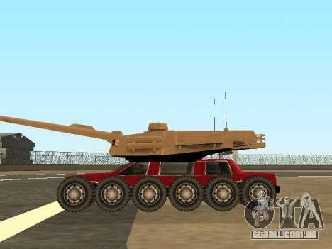 Tink Tank para GTA San Andreas vista direita