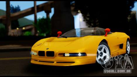 BMW Italdesign Nazca C2 1991 para GTA San Andreas