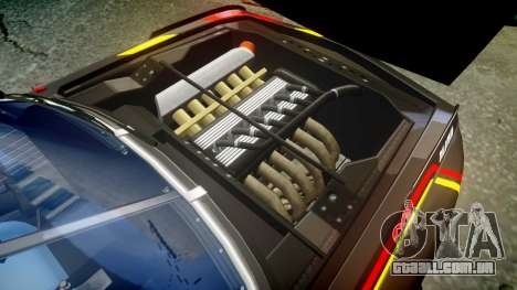 BMW 3.0 CSL Group4 [29] para GTA 4 vista de volta