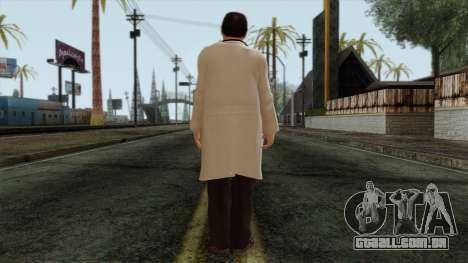 GTA 4 Skin 82 para GTA San Andreas segunda tela