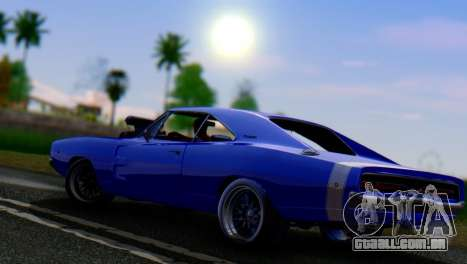 HardCore ENB para GTA San Andreas terceira tela