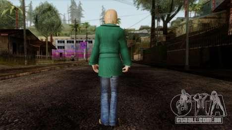GTA 4 Skin 35 para GTA San Andreas segunda tela