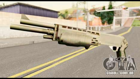 New Combat Shotgun para GTA San Andreas
