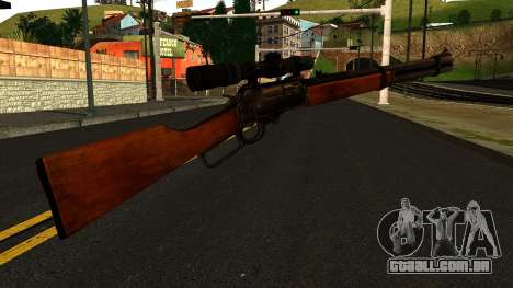 Marlin Model 1895 from Gotham City Impostors para GTA San Andreas segunda tela
