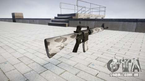 O M16A2 rifle yukon para GTA 4 segundo screenshot