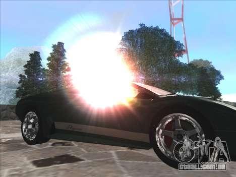 Agradável ColorMod para GTA San Andreas sétima tela