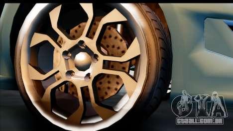GTA 5 Grotti Carbonizzare v3 (IVF) para GTA San Andreas vista direita