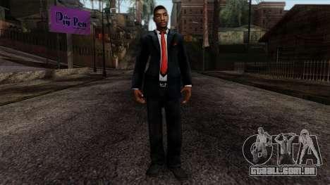 GTA 4 Skin 23 para GTA San Andreas