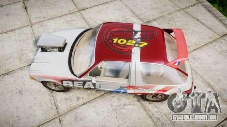 AMC Pacer para GTA 4 vista direita