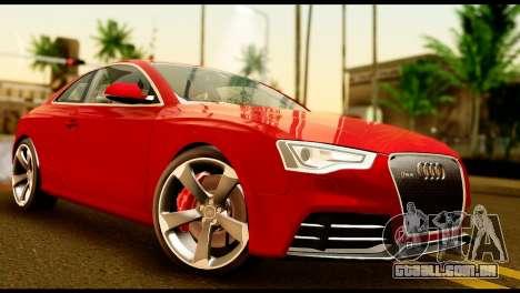 Audi RS5 2013 para GTA San Andreas