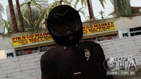 GTA 4 Skin 40 para GTA San Andreas terceira tela