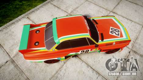 BMW 3.0 CSL Group4 [28] para GTA 4 vista direita