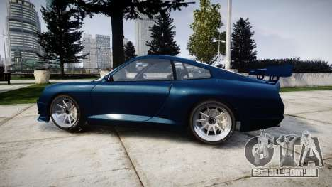 Pfister Comet GT v3.0 para GTA 4 esquerda vista