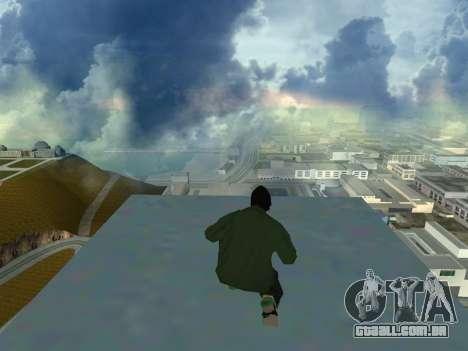 Ryder Skin Grove St. Family para GTA San Andreas por diante tela
