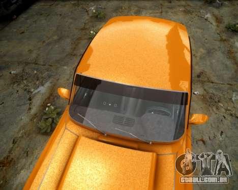 Moskvich 412 Monstro para GTA 4 vista superior