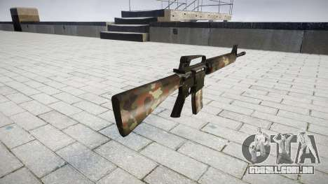 O M16A2 rifle de berlim para GTA 4 segundo screenshot