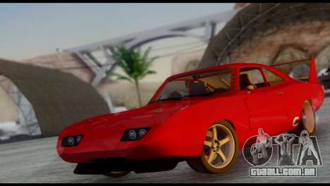 Dodge Charger Daytona para GTA San Andreas
