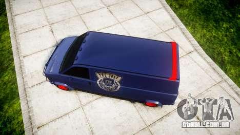 GTA V Declasse Gang Burrito para GTA 4 vista direita