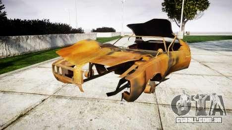 Torcida Classique Garanhão 2Gen para GTA 4