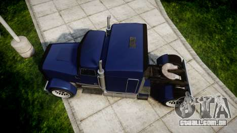 JoBuilt Phantom Drift para GTA 4 vista direita