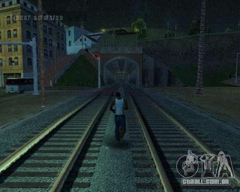 Colormod Dark Low para GTA San Andreas décima primeira imagem de tela