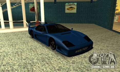 HD Turismo para GTA San Andreas