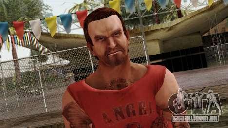 GTA 4 Skin 41 para GTA San Andreas terceira tela