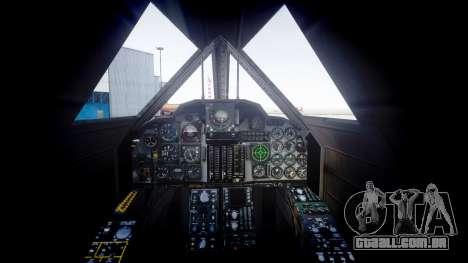 Lockheed SR-71 Blackbird para GTA 4