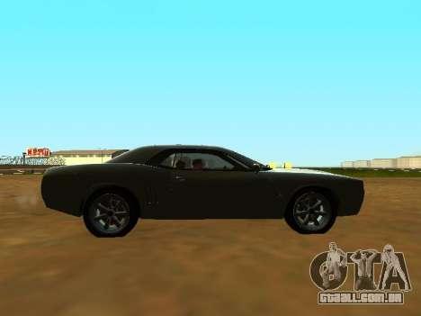 GTA 5 Bravado Gauntlet para vista lateral GTA San Andreas