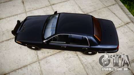 Ford Crown Victoria Police Interceptor [Retired] para GTA 4 vista direita