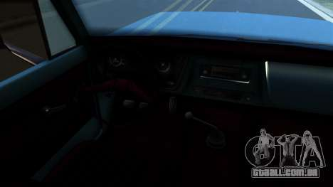 Chevrolet C30 para GTA San Andreas vista direita
