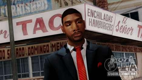 GTA 4 Skin 23 para GTA San Andreas terceira tela