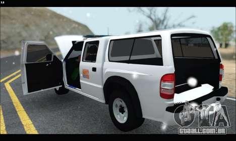 Chevrolet S-10 P.N.A para GTA San Andreas