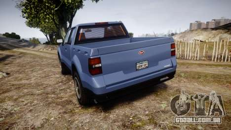 Vapid Contender (E109) off-road para GTA 4