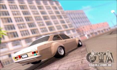 White Water ENB para GTA San Andreas quinto tela