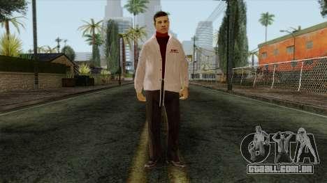 Police Skin 10 para GTA San Andreas