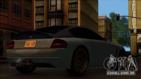 Schyster Fusilade Sport 1.0 (IVF) para GTA San Andreas esquerda vista