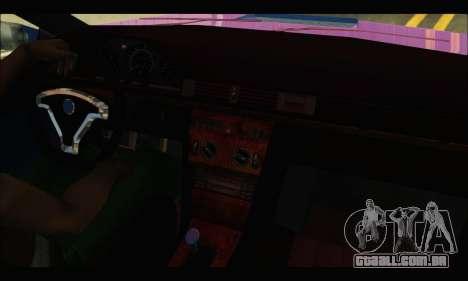 Bravura AWD Turbo para GTA San Andreas vista direita