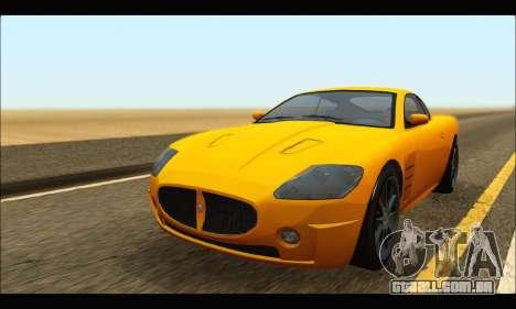 Ocelot  F620 (GTA V) para GTA San Andreas