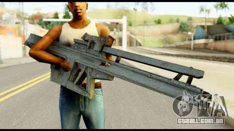 Fortune RG from Metal Gear Solid para GTA San Andreas terceira tela